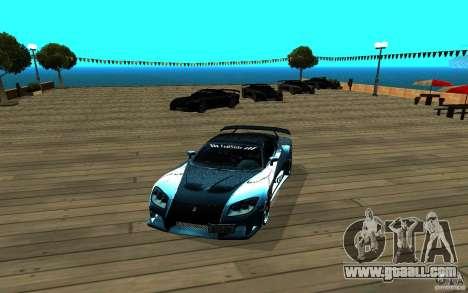 ENB for any computer for GTA San Andreas third screenshot