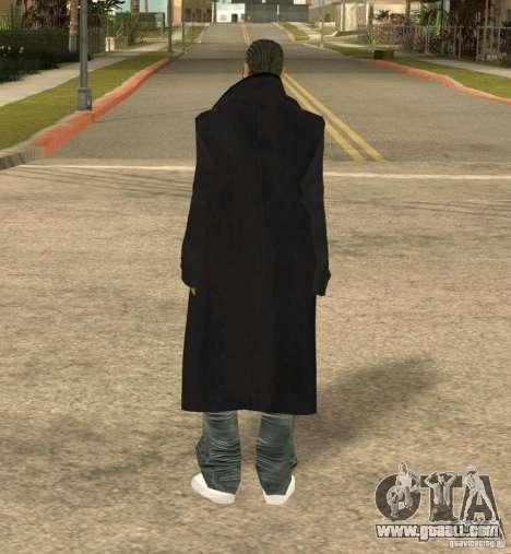 Casual Man for GTA San Andreas forth screenshot