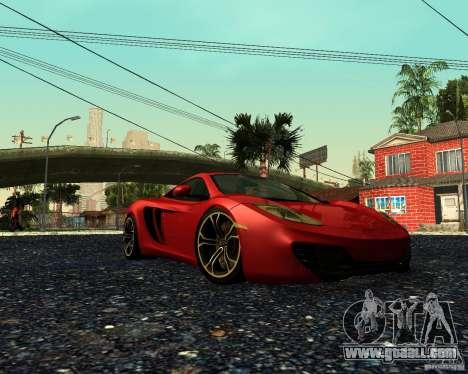 ENBSeries by Nikoo Bel v3.0 Final for GTA San Andreas second screenshot