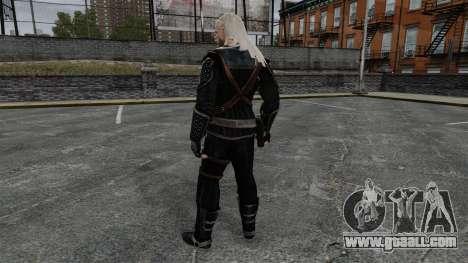 Geralt of Rivia v7 for GTA 4 third screenshot