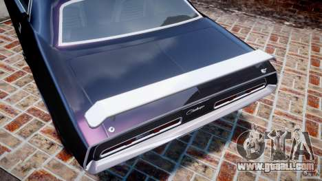 Dodge Challenger 1971 RT for GTA 4