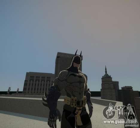 Batman: The Dark Knight for GTA 4 second screenshot