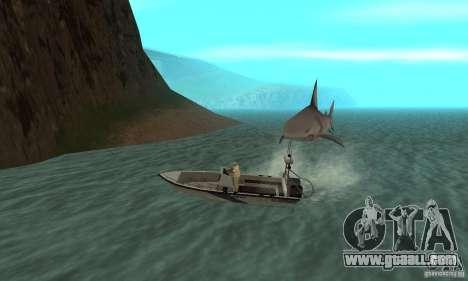 Shark Killer for GTA San Andreas third screenshot