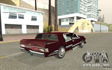 Chrysler Dynasty for GTA San Andreas side view