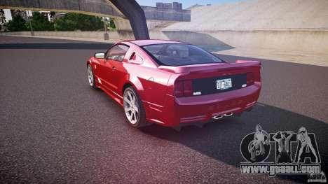Saleen S281 Extreme - v1.1 for GTA 4 back left view