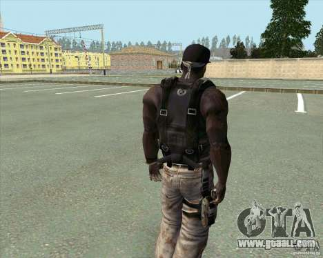50 Cent for GTA San Andreas second screenshot