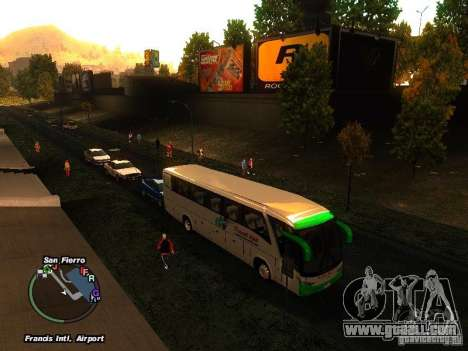 Bus Kramat Djati for GTA San Andreas