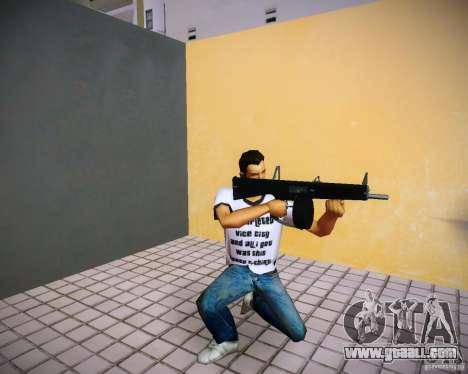 Pak from GTA 4 The Ballad of Gay Tony for GTA Vice City second screenshot