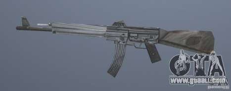 StG 44 for GTA Vice City forth screenshot