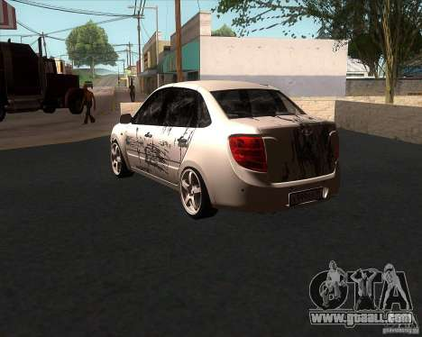 Lada Grant for GTA San Andreas side view