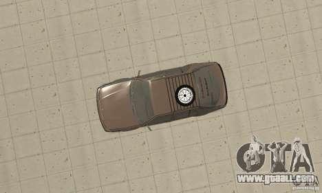Saab 9000 GT Drifting 1998 for GTA San Andreas