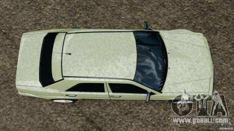 Mercedes-Benz 190E 2.3-16 sport for GTA 4 right view