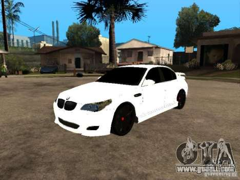 Bmw M5 Ls Ninja Stiil for GTA San Andreas