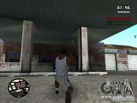 TMP for GTA San Andreas third screenshot