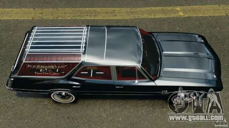 Oldsmobile Vista Cruiser 1972 v1.0 for GTA 4 right view