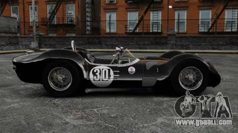 Maserati Tipo 60 Birdcage for GTA 4 left view
