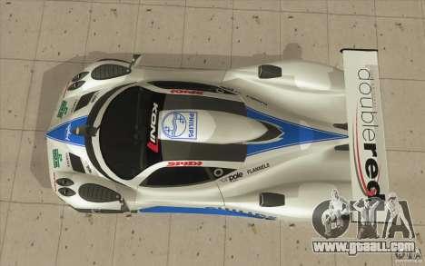 Pagani Zonda Racing Edit for GTA San Andreas right view