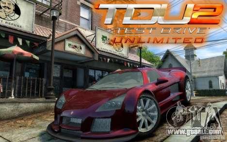 Gumpert Apollo Sport for GTA 4