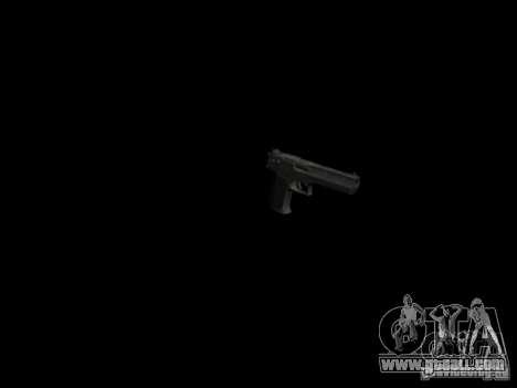 Arms of GTA 4 for GTA San Andreas fifth screenshot