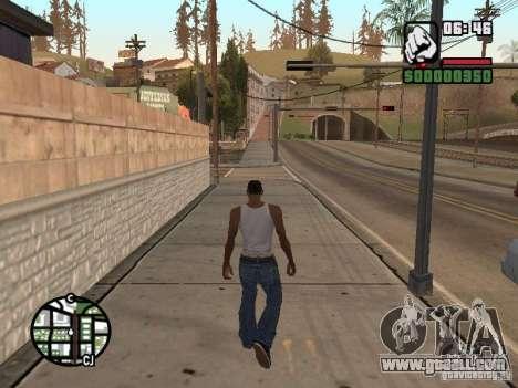 PARKoUR for GTA San Andreas third screenshot