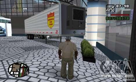 Semi Artict1 for GTA San Andreas