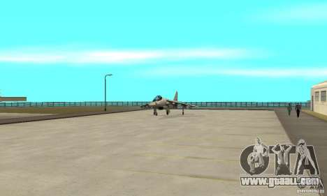 Air War for GTA San Andreas ninth screenshot