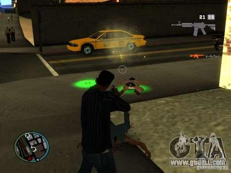 KILL LOG for GTA San Andreas second screenshot