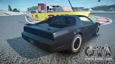 Knight Rider [EPM] for GTA 4 wheels