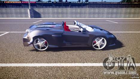 Ferrari F430 Extreme Tuning for GTA 4 side view