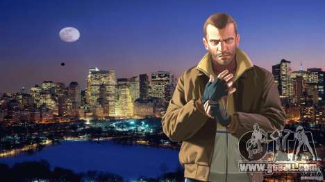 Loading screens for GTA 4 forth screenshot
