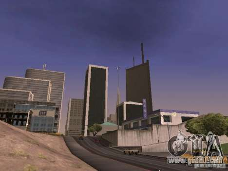 Weather manager for GTA San Andreas sixth screenshot