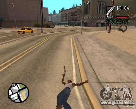 Endorphin Mod v.3 for GTA San Andreas tenth screenshot