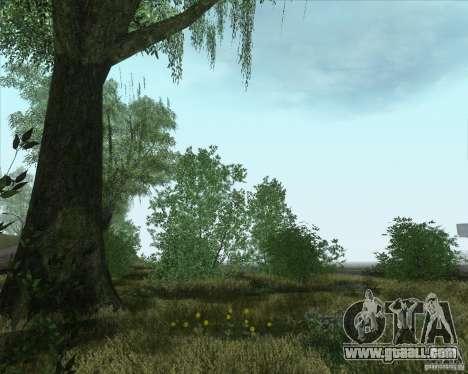Project Oblivion HQ V1.1 for GTA San Andreas second screenshot