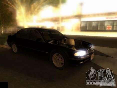 ENB Series v1.0 for GTA San Andreas
