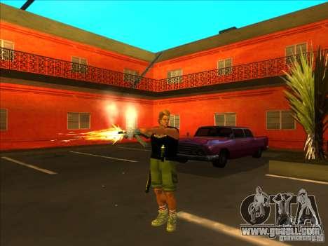 Phil for GTA San Andreas third screenshot