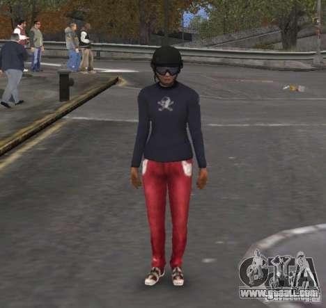 Player Selector for GTA 4 forth screenshot