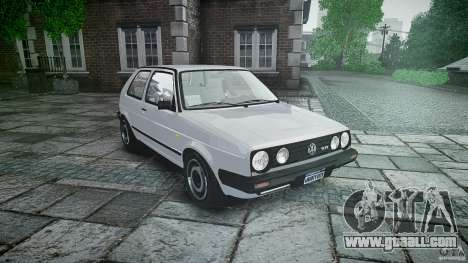Volkswagen GOLF MK2 GTI for GTA 4