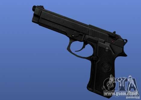 New Glock for GTA 4