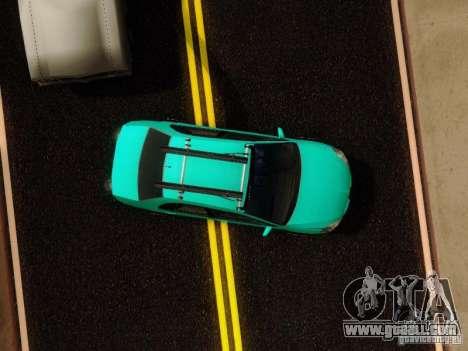 Mitsubishi Lancer for GTA San Andreas side view