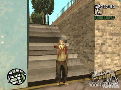 Markus young for GTA San Andreas second screenshot