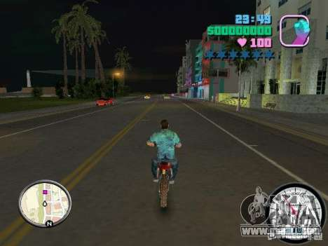 Speedometer for GTA Vice City forth screenshot