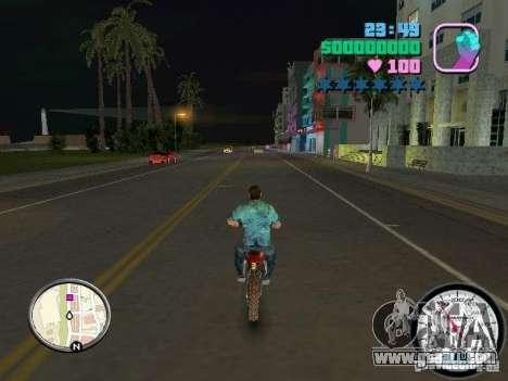 Speedometer for GTA Vice City forth screenshot