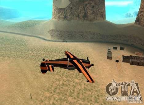 New Rustler for GTA San Andreas left view