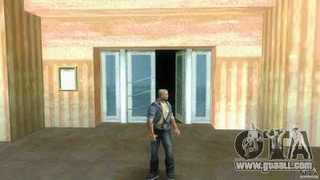 James Earl Cash for GTA Vice City