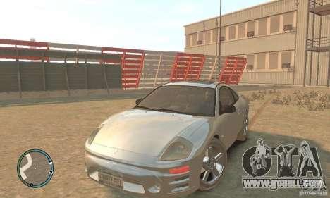 Mitsubishi Eclipse Spyder for GTA 4