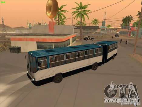 IKARUS 280.03 for GTA San Andreas back left view
