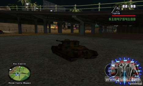 RC mod for GTA San Andreas third screenshot