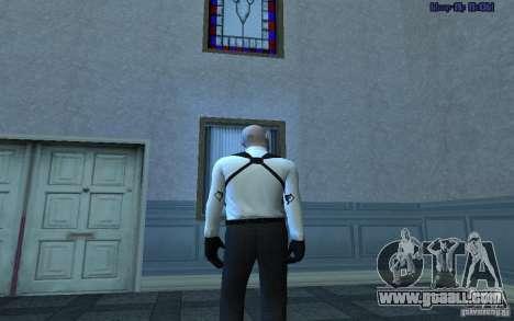 Agent 47 for GTA San Andreas forth screenshot