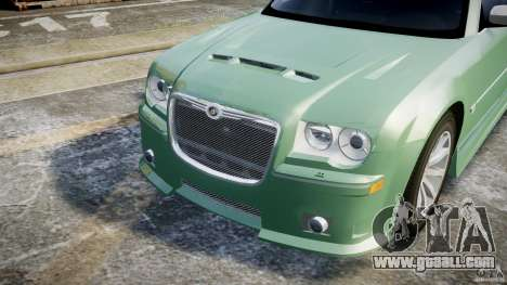 Chrysler 300C SRT8 Tuning for GTA 4 upper view