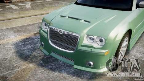 Chrysler 300C SRT8 Tuning for GTA 4 upper view